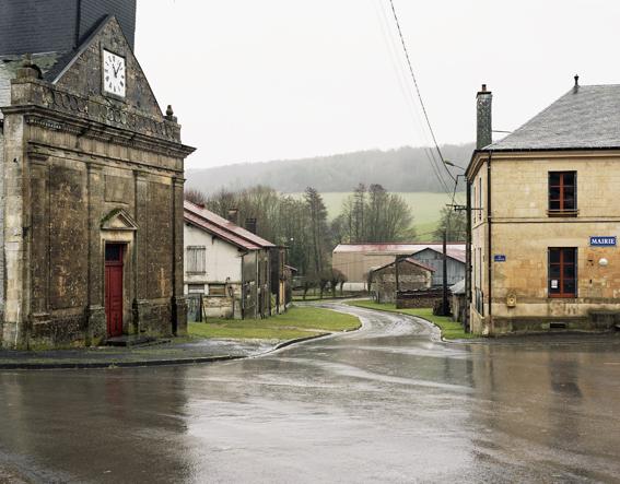 Vaux-en-Dieulet, Ardennes, 13 février 2014 © Thierry Girard